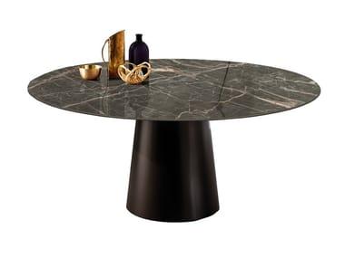 image related TOTEM | Tavolo in ceramica
