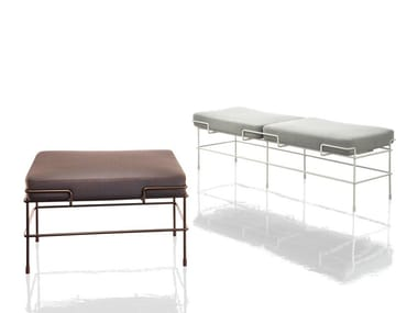 Upholstered bench TRAFFIC | Bench