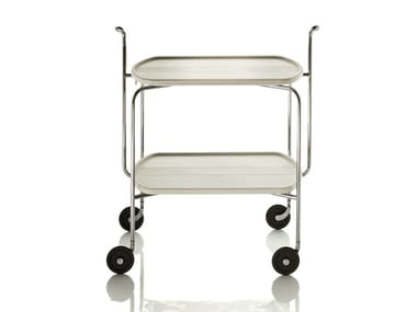 Folding food trolley TRANSIT