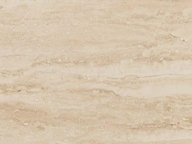 Pavimento/rivestimento in gres porcellanato effetto marmo TRAVERTINO MEDICI