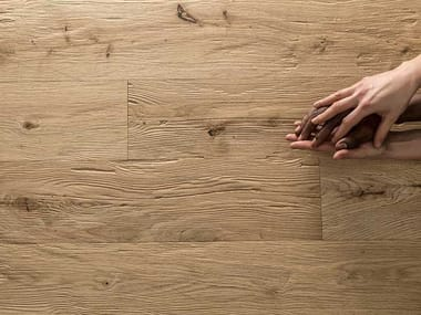 Oak parquet TREBBO ECONAT ANTIQUE