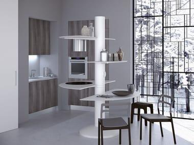 Cucina componibile laccata TREESTYLE ONE