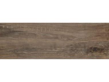 Pavimento per esterni rettificato in gres porcellanato TREVERKMADE20 | Caramel