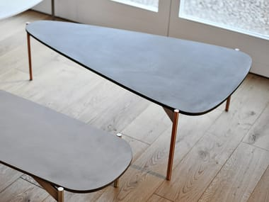 Triangular coffee table PTYX | Triangular coffee table