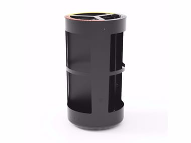 Litter bin for waste sorting TRIBIN ECO SECURITY