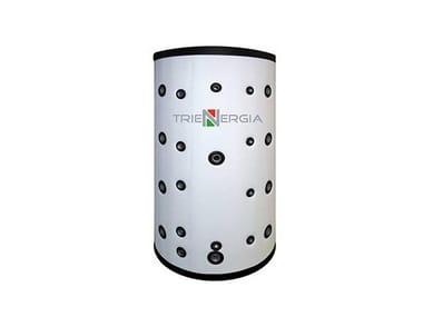 Boiler for solar heating system TRIENERGIA BPE - DHW semi-rapid