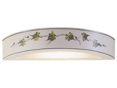 Applique a luce diretta e indiretta in ceramica TRIESTE | Applique a luce diretta e indiretta
