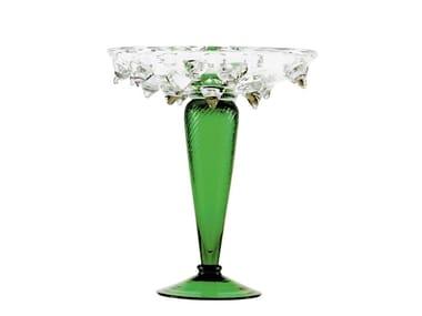 Glass centerpiece TRISTANO