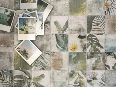 Porcelain stoneware wall/floor tiles TROPIC