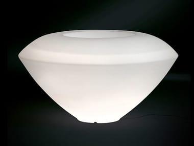 Polyethylene floor lamp TROTTY | LED floor lamp