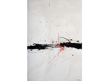 Canvas Painting Troya I