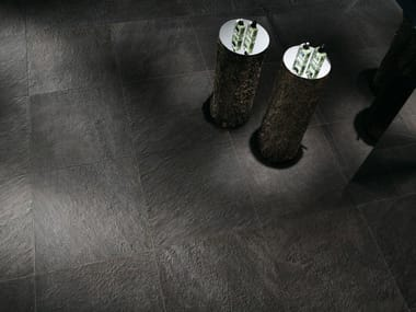 Pavimento in gres porcellanato effetto pietra TRUST | Pavimento in gres porcellanato