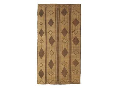 Rectangular wooden Mat TUAREG ST102TU