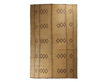 Rectangular wooden Mat TUAREG ST118TU