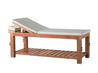 Lettino Per Massaggio Ayurvedico.Lettini Spa Nilo Archiproducts