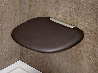 Folding Tecnoblu shower Seat TULIP | Shower Seat