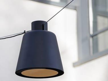 Lampione stradale a LED a sospensione in alluminio TUMBLER | Lampione stradale a sospensione