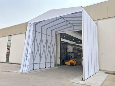 Tunnel retrattili in alluminio TUNNEL
