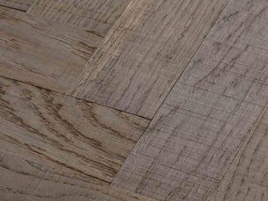 Wooden parquet TUSCAN CHEVRONS