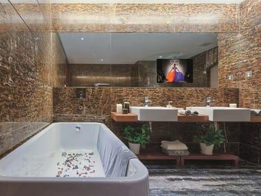 Sistemas de Áudio e Vídeo para banheiros