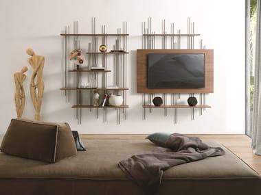 Bookcase Tv Cabinet