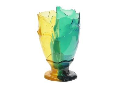 Vaso in resina TWINS C