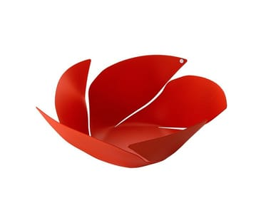 Steel fruit bowl TWIST AGAIN
