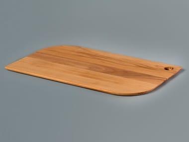 Tabuleiro / Tábua de cortar de madeira maciça TWIST