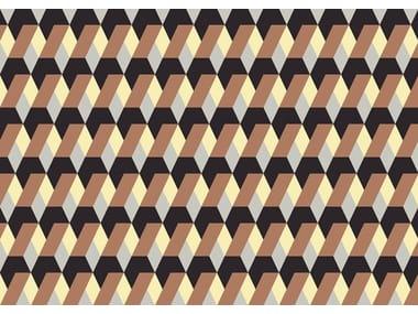 Carta da parati a motivi geometrica TYPE 2