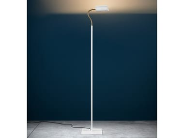 LED adjustable floor lamp U. F FLEX