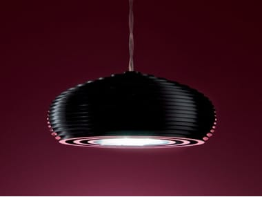 LED Anodized aluminium pendant lamp UFO | Pendant lamp
