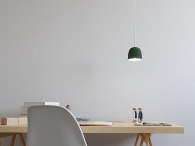 Direct light faïence pendant lamp UKU 3