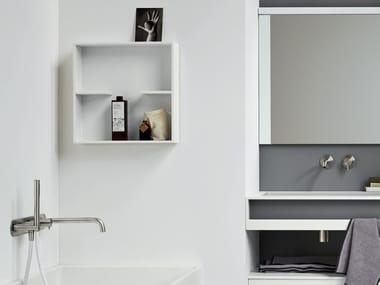 Corian® Bathroom Wall Shelf UNICO | Corian® Bathroom Wall Shelf