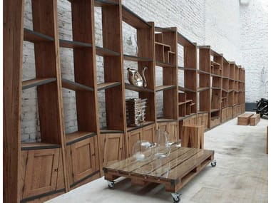 Librerie su misura in legno massello | Archiproducts