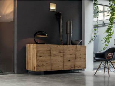 Madia in legno massello UNIKA | Madia