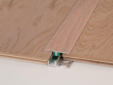 Aluminium flooring profile UNISYSTEM PLUS Z