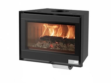Wood-burning Fireplace insert Class A UNIVERSALJOLLY EVO BASIC 4S