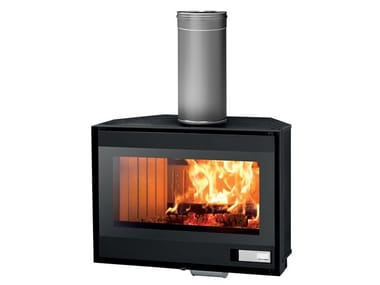 Wood-burning Fireplace insert Class A UNIVERSALJOLLY EVO PLUS 4S