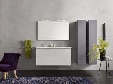 Laminate Bathroom Cabinet Vanity Unit Urban