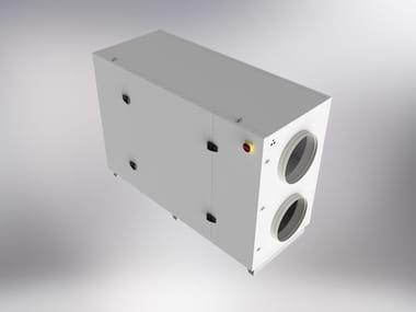 Mechanical forced ventilation system UV