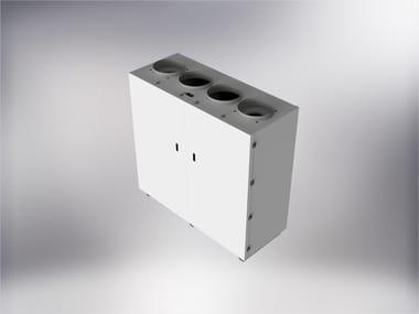 Mechanical forced ventilation system UVNE