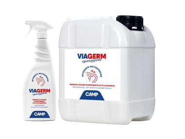 Surface disinfectant VIAGERM | Surface disinfectant