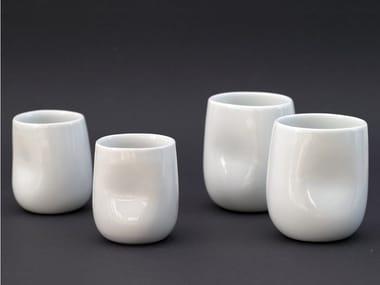 Porcelain espresso cup VALKA