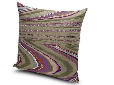 Cuscino in tessuto jacquard VALLAURIS | Cuscino
