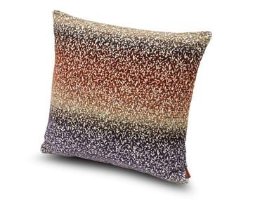 Cuscino in tessuto punto maglia sfumato VALLOIRE
