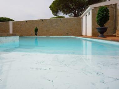 Revestimiento de piscinas antideslizante TOUCH VANITY