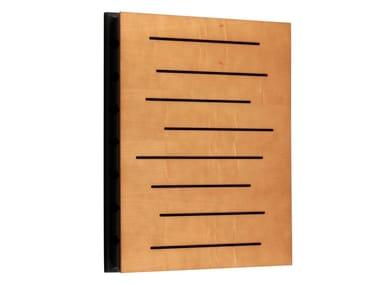 MDF decorative acoustical panel VARI PANEL KIT