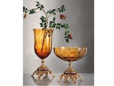 Vaso / centrotavola in vetro ADELE | Vaso