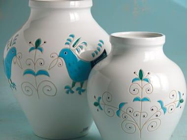 Ceramic vase LE PAVONCELLE | Vase