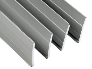 Metal hanging acoustic panel VDA PLAIN